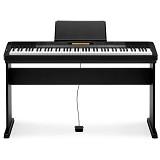 CASIO Contemporary Digital Pianos [CDP-230R] - Black - Digital Piano